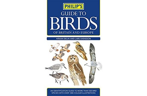 Philip's Guide to Birds of Britain and Europe Paperback Book