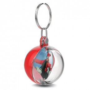Adventa Mini Bauble Keyring - Red