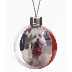 Adventa Bauble - Red