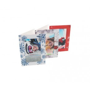 Adventa Christmas Greeting Card 6 Pack