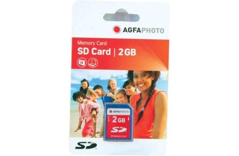 Agfa 2GB SD Memory Card