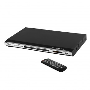Akai Pro Series 5.1 Channel Slimline DVD Player
