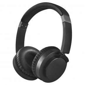 Akai Pro Series Active Noise Cancelling Over-ear Headphones - Black