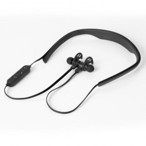 Akai Sports Wireless Neckband Headphones - Black