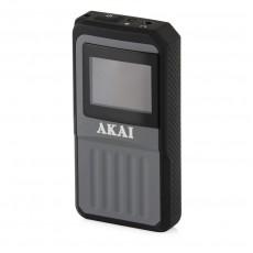 Akai Pocket DAB/FM Radio - Black
