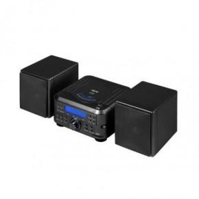 Akai CD Micro Hi-Fi System - Black