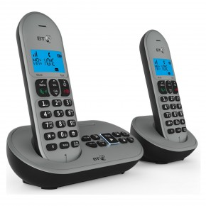 BT3580 Digital Cordless Phone with Answer Machine & Nuisance Call Blocker - Twin