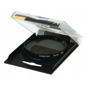 Camlink 58mm Circular Polarising Filter