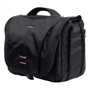 Camlink CL-CB23 Shoulder Bag - Black/Orange
