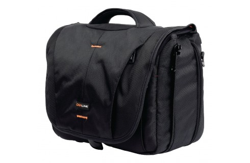 Camlink CL-CB23 Shoulder Bag - Black/Orange