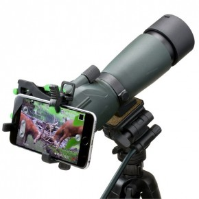 Carson HookUpz™ 2.0 Smartphone Optics Adapter