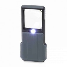 Carson MiniBrite 5x LED Slide Up Pocket Magnifier