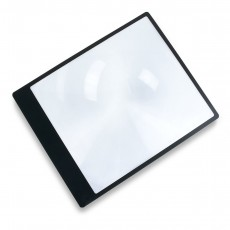 """Carson 10.75"""" x 8.25"""" Flat Page Magnifier"""