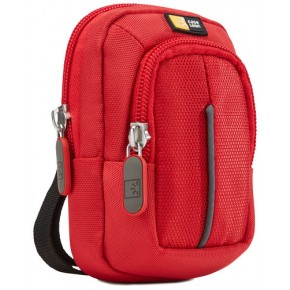 Case Logic Compact Camera Case with Storage - Red