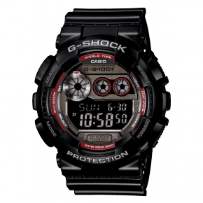 Casio G-Shock GD-120TS-1ER LCD Watch