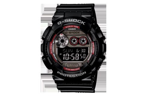 Casio G-Shock GD-120TS-1ER LCD Watch