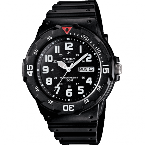 Casio MRW-200H-1BVES Watch - Black