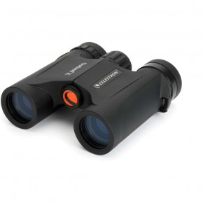 Celestron Outland X 10x25 Roof Prism Binoculars