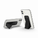 Clckr Universal Phone Grip & Stand Small - Perforated Black