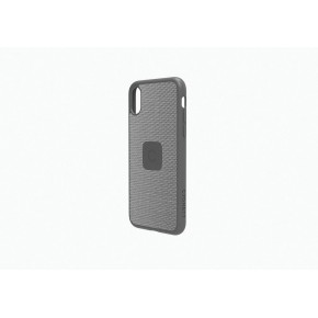Cygnett Urbanshield Carbon Fibre Case For Apple iPhone X - Silver