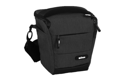 Dorr Motion Holster Small Photo Bag - Black