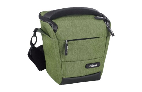 Dorr Motion Holster Small Photo Bag - Olive