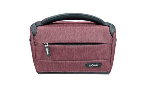 Dorr Motion System Small Photo Bag - Red