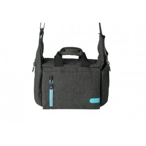 Dorr City Pro XS Messenger Bag - Grey/Blue
