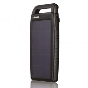 Dorr SC-5000 Solar Powerbank - Black