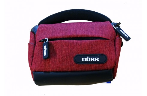 Dorr Motion System Extra Small Photo Bag - Red