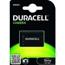 Duracell DRSBX1 NP-BX1 Rechargeable Li-ion Battery - Sony