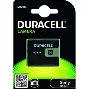 Duracell DR9953 NP-BN1 Rechargeable Li-ion Battery - Sony