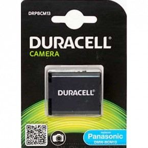 Duracell DRPBCM13 DMW-BCM13 Rechargeable Li-ion Battery - Panasonic