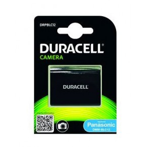 Duracell DRPBLC12 DMW-BLC12 Rechargeable Li-ion Battery - Panasonic