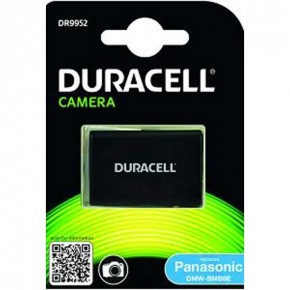 Duracell DR9952 DMW-BMB9E Li-ion Rechargeable Battery - Panasonic
