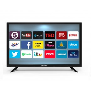 """Ferguson 24"""" Android Smart LED TV with Wi-Fi and Freeview T2 HD"""