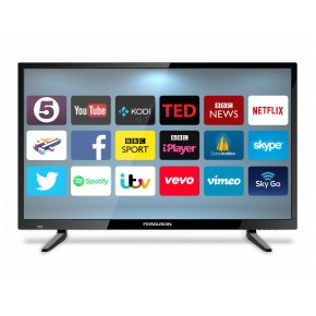 """Ferguson 32"""" Android Smart Freeview T2 HD LED TV with Wi-Fi"""