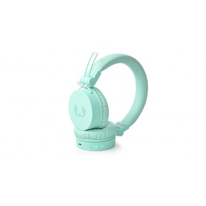 Fresh 'N Rebel Caps Bluetooth Over-Ear Headphones - Peppermint Green