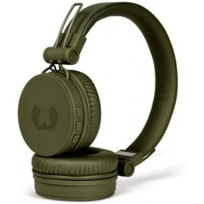 Fresh 'N Rebel Caps Bluetooth Over-Ear Headphones - Army Green