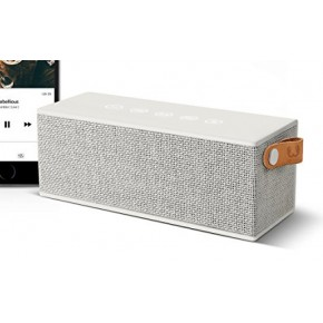 Fresh 'N Rebel Rockbox Brick Fabriq Bluetooth Speaker - Cloud