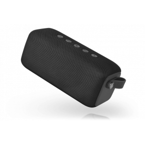 Fresh 'N Rebel Rockbox Bold M Waterproof Bluetooth Speaker - Concrete