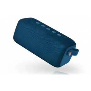 Fresh 'N Rebel Rockbox Bold M Waterproof Bluetooth Speaker - Indigo