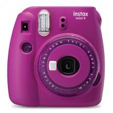 Fujifilm Instax Mini 9 Instant Camera - Clear Purple