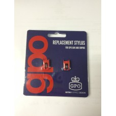 GPO Replacement Stylus Twin Pack for Jam, Empire, Bermuda & Chesterton.