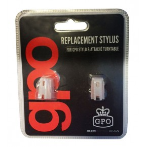 GPO Replacement Stylus Twin Pack for Stylo, Attache & Ambassador