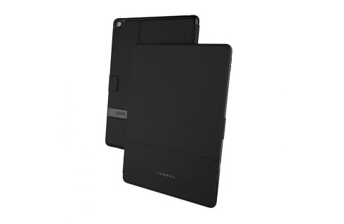 "Gear4 Buckingham Apple iPad Pro 12.9"" Protective Tablet Case Cover - Black"