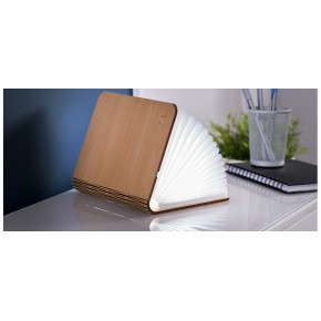 Gingko Smart BookLight Large - Maple