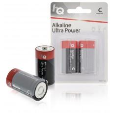 HQ Size C 1.5v Alkaline Battery 2-Pack