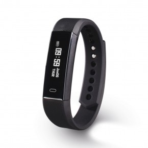 Hama Fit Track 1900 Fitness Tracker With Pulse Meter, Calories & Sleep Analysis