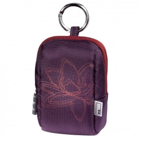 "Aha 70J ""Plant"" Compact Camera Case - Purple"